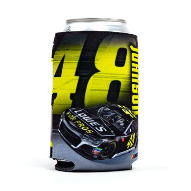 Hendrick Motorsports Jimmie Johnson #48 2018 NASCAR Can Cooler - 12 oz