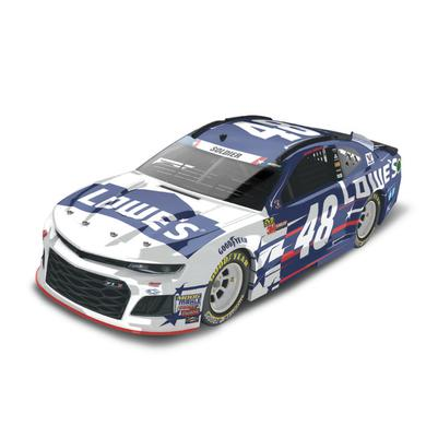 Hendrick Motorsports Jimmie Johnson 2018 NASCAR Patriotic HO 1:24 Die-Cast