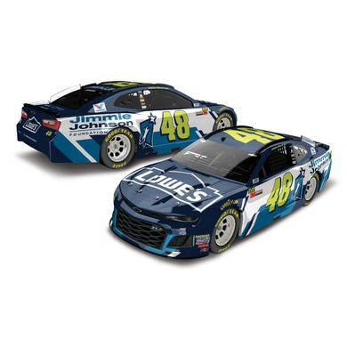 Hendrick Motorsports Jimmie Johnson 2018 NASCAR Jimmie Johnson Foundation HO 1:24- Die-Cast