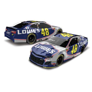 Hendrick Motorsports Jimmie Johnson 2018 NASCAR Lowe's Final Race in Homestead HO 1:24 Die-Cast