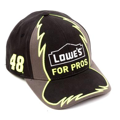 Hendrick Motorsports Jimmie Johnson #48 2018 Lowe's Jagged Hat