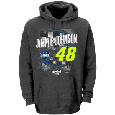 Hendrick Motorsports Jimmie Johnson #48 Lowe's Adult Sponsor Hoodie