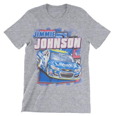 Hendrick Motorsports Jimmie Johnson #48 Breast Cancer Awareness T-shirt