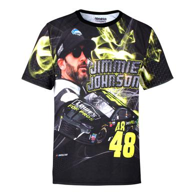Hendrick Motorsports Jimmie Johnson #48 Prism Sublimated Driver T-shirt