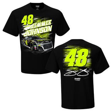 Hendrick Motorsports Jimmie Johnson #48 2018 Lowe's Torque 2-Spot T-shirt