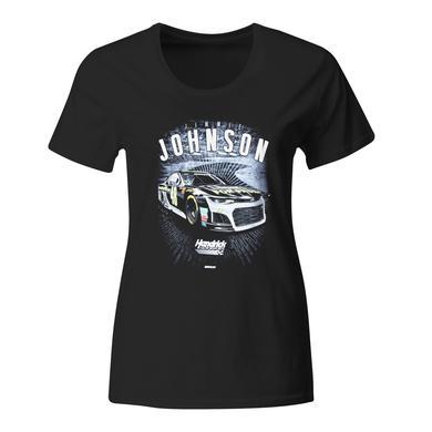 Hendrick Motorsports Jimmie Johnson #48 2018 Lowe's Ladies Acceleration 1-Spot T-shirt