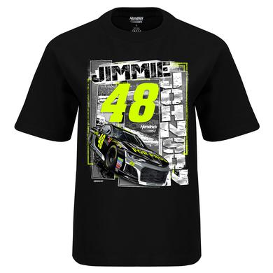 Hendrick Motorsports Jimmie Johnson #48 2018 Lowe's Youth Front Runner T-shirt