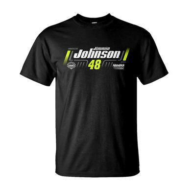Hendrick Motorsports Jimmie Johnson #48 2018 NASCAR Angle T-shirt