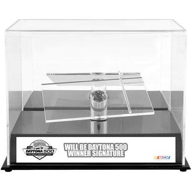 Hendrick Motorsports Jimmie Johnson #48 2013 Daytona 500 Champion 1/24th Diecast Display Case
