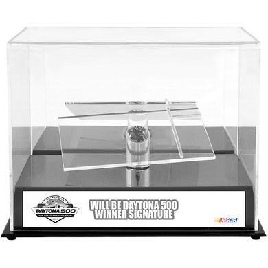 Hendrick Motorsports Jimmie Johnson #48 2013 Daytona 500 Champion 1/24th Diecast Display Case