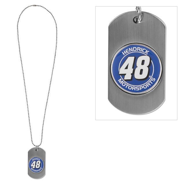 Jimmie Johnson Hendrick Motorsports #48 Dog Tag