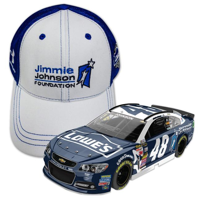Jimmie Johnson Foundation Diecast / #48 2014 Pit Cap