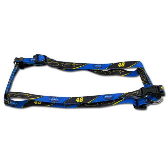 Jimmie Johnson #48 Adjustable Dog Harness