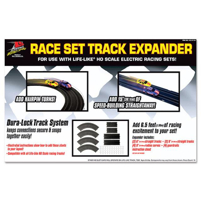 Jimmie Johnson Race Track Expander - 6.5ft