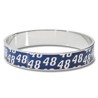 Jimmie Johnson #48 Ladies Stainless Steel Bracelet