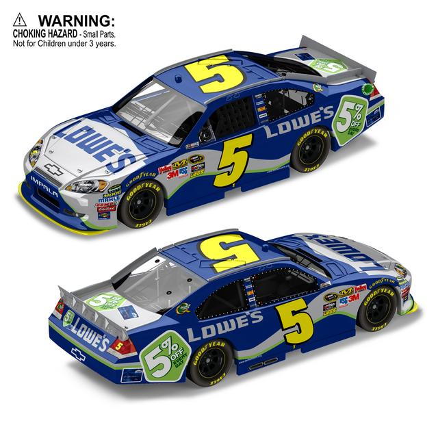 Jimmie Johnson #5 All-Star 1:64 Diecast
