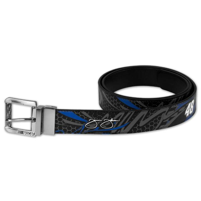 Jimmie Johnson #48 Fast Lane Reversible Belt