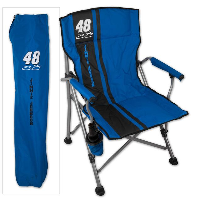 Jimmie Johnson Sideline Chair