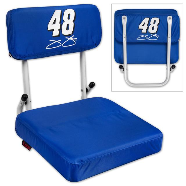 Jimmie Johnson Arm Rest Stadium Seat