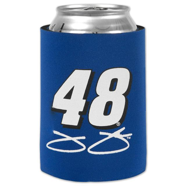 Jimmie Johnson #48 Can Koozie