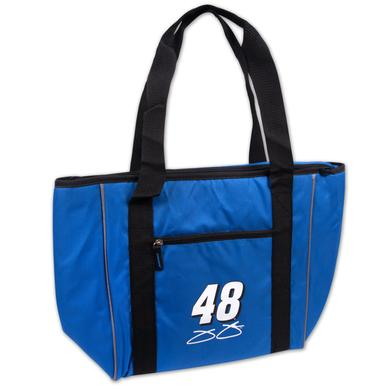 Jimmie Johnson 30 Can Cooler Tote