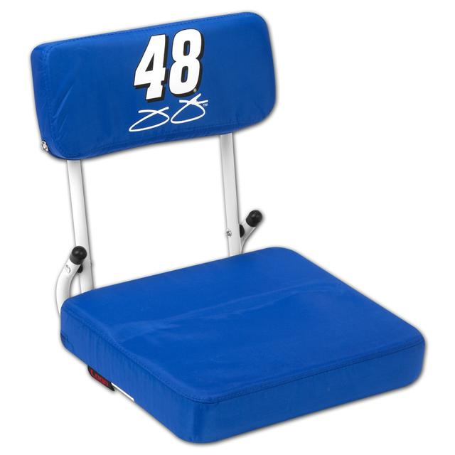 Jimmie Johnson #48 Hardback Seat