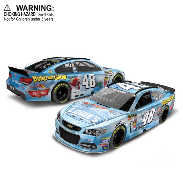 Jimmie Johnson #48 Planes 2 1:64 Scale Diecast HARDTOP