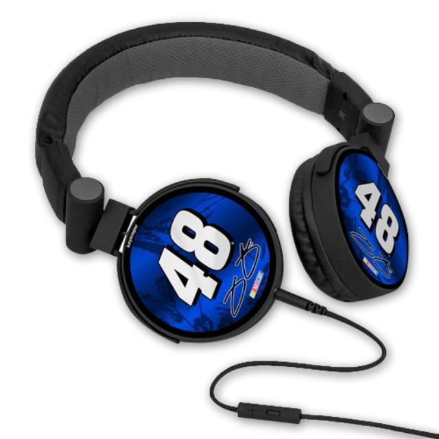 Jimmie Johnson #48 Lowe's DJ Style Headphones