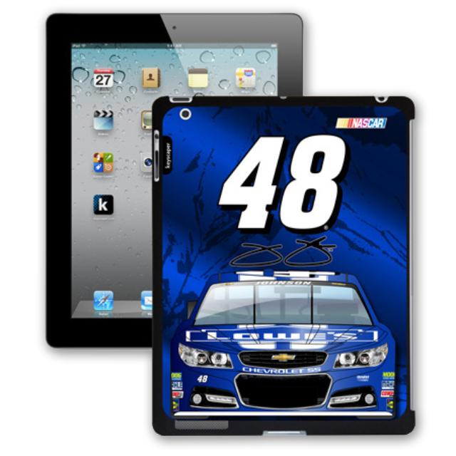 Jimmie Johnson #48 Lowes iPad 2 Case