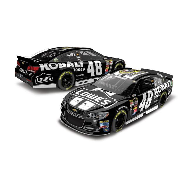 Jimmie Johnson #48 2013 Sprint Cup Champion 1:24 Kobalt Diecast