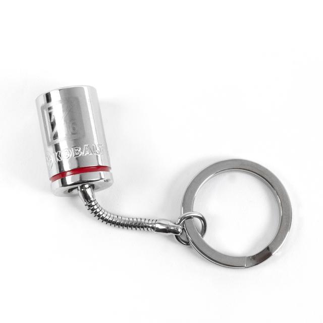 Jimmie Johnson Kobalt Keychain