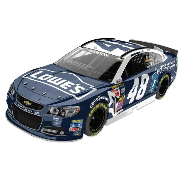 Jimmie Johnson - #48 Jimmie Johnson Foundation Nascar Sprint Cup Series Diecast 1:64 Scale