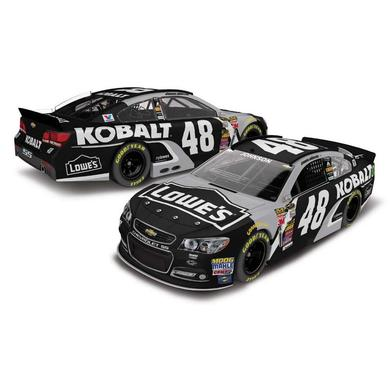 Jimmie Johnson 2015 #48 Kobalt 1:24 Scale Nascar Sprint Cup Series Die-Cast