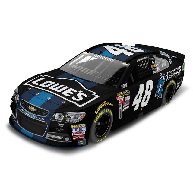 Jimmie Johnson #48 2015 1:24 Scale Jimmie Johnson Foundation Diecast