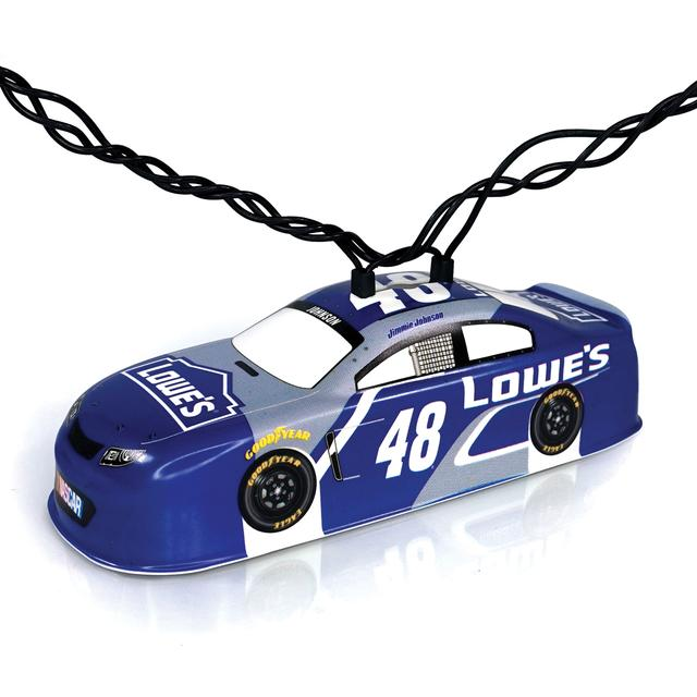 Jimmie Johnson #48 Camping Lights