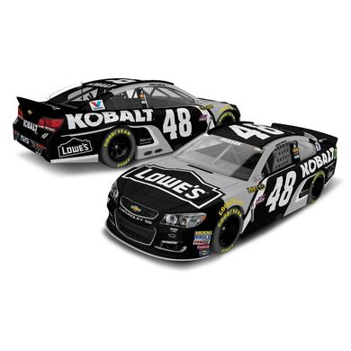Jimmie Johnson 2016 #48 Kobalt 1:24 Scale Nascar Sprint Cup Series Die-Cast
