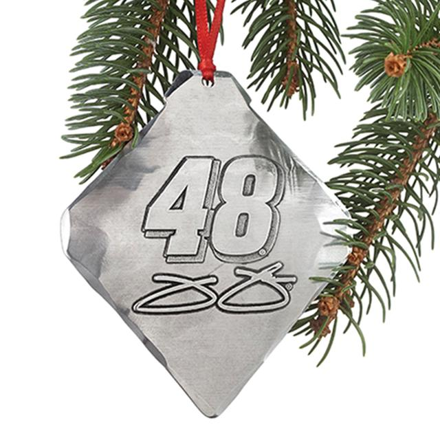 Jimmie Johnson #48 Tranquility Ornament