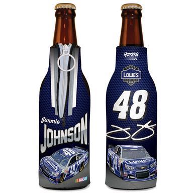 Jimmie Johnson #48 12oz. Bottle Hugger