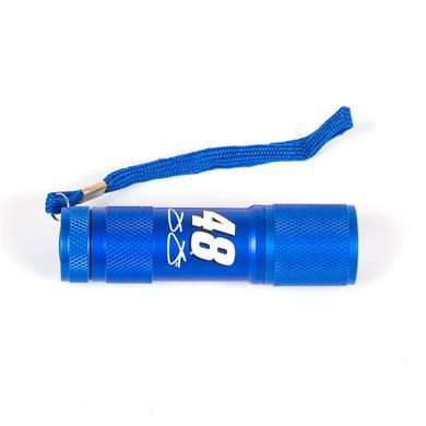 Jimmie Johnson #48 1 Watt Pocket LED - Blue Light Color