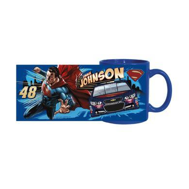Jimmie Johnson #48 Sub. Superman 11oz. Mug--Color