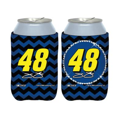 Jimmie Johnson #48 Bling Can Coozie