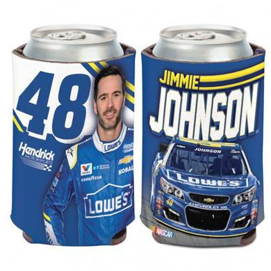 Jimmie Johnson Can Cooler - 12oz