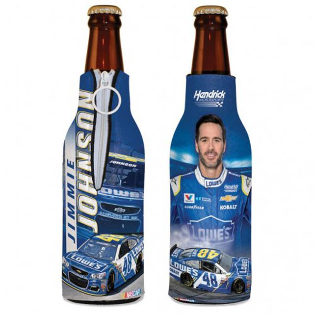 Jimmie Johnson Bottle Cooler