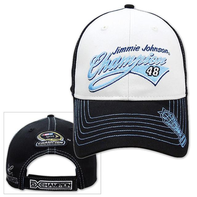 Jimmie Johnson #48 2013 Sprint Cup Champion Ladies Cap