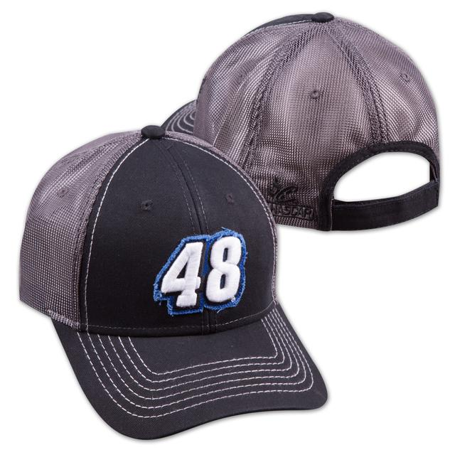 Jimmie Johnson #48 Adult Hauler Trucker Hat