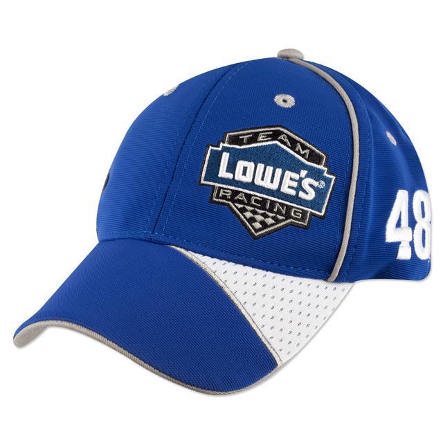 Jimmie Johnson #48 2015 Lowe's Official Pit Cap