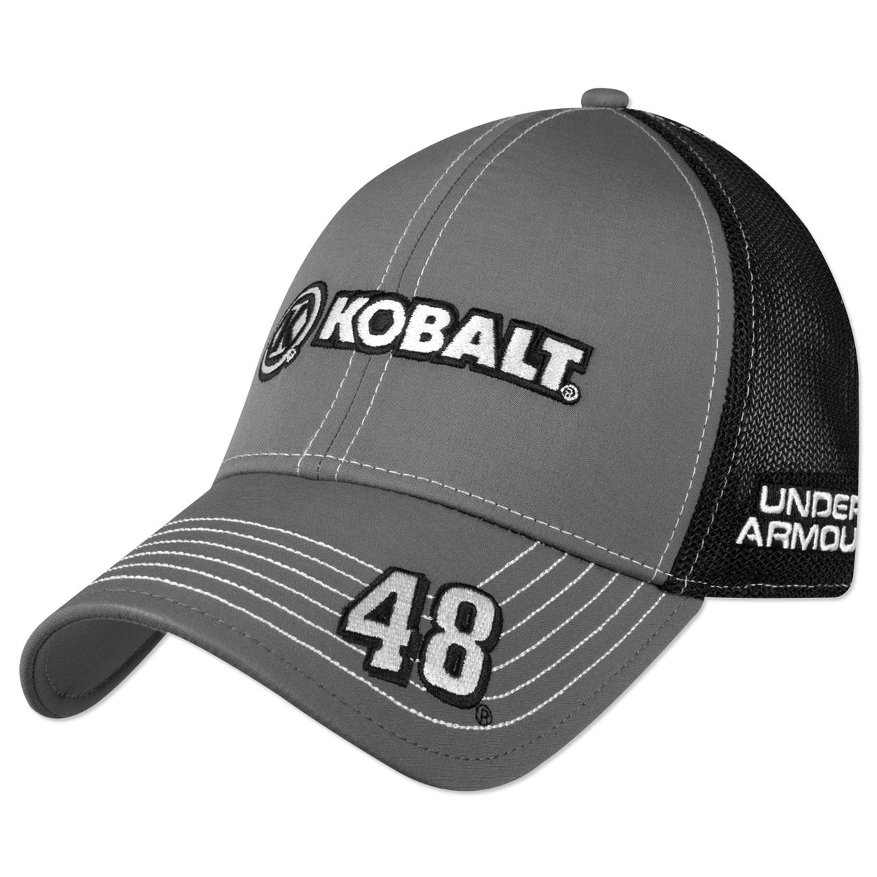 d24b7a45fa2 ... cheap jimmie johnson. 48 kobalt official hendrick motorsports team hat  by under armour 65a5a 561b6