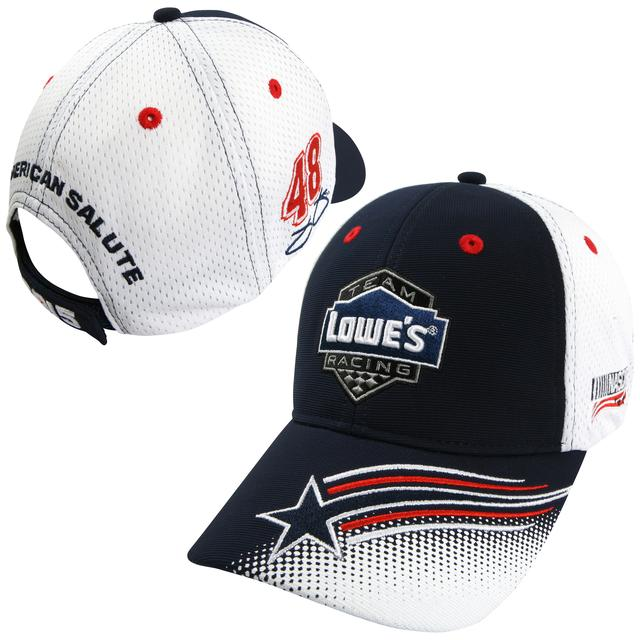 Jimmie Johnson American Salute Hat