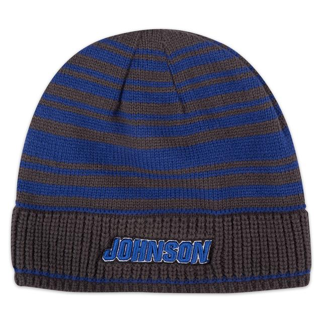 Jimmie Johnson #48 Draft Stripe Beanie Hat