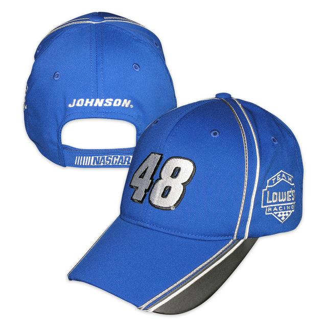 Jimmie Johnson #48 Adult Carbonite Hat - OSFM